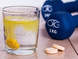Nahrungsergänzungsmittel im Sport