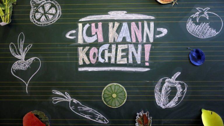 Logo von Ich kann kochen! I Sarah Wiener Stiftung