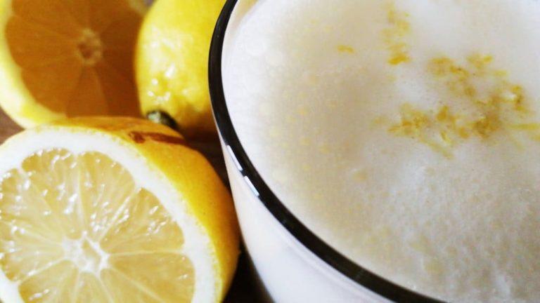 Rezept Ayran mit Zitrone für Sportler zur Regeneration