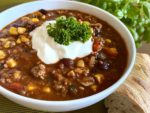 Chili con carne - reich an Protein